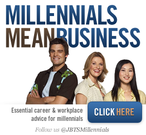 Millennials Mean Business! Unite with the business leaders of tomorrow. Click here to learn more.